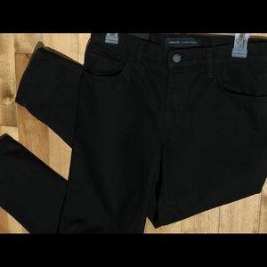 J brand X Simone Rocha crop boyfriend jeans